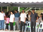 Full turnout by residents in the Dengue event