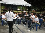 SMK (P) Tmn Petaling School Band in full swing